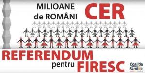 6 false argumente (demontate) împotriva organizării Referendumului pentru Căsătorie!