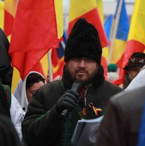 Astăzi în Piața Revoluției! DAN PURIC alături de deținuții politici, la Ziua națională a cinstirii MARTIRILOR din TEMNIȚELE COMUNISTE.