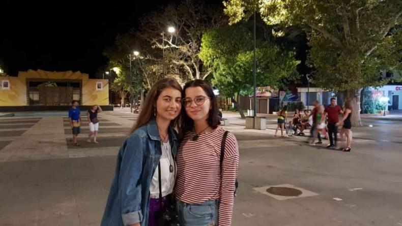 Două gorjence premiate la Olimpiada Internațională de Lectură din Constanța, septembrie 2018!