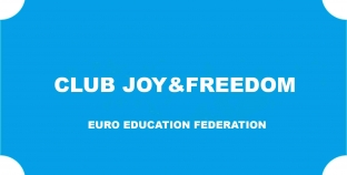 "Exclusiv! Echipa Federației ""EURO EDUCATION"" din Gorj a înființat astăzi Clubul JOY&FREEDOM!"