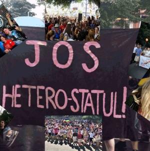 Statul român: pentru actiștii LGBT mumă, pentru copiii români…ciumă