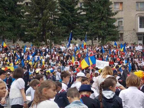 Cu Dumnezeu înainte pentru Biruința Neamului Românesc!