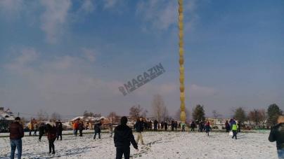 1 decembrie 2018 în orașul lui Brâncuși.