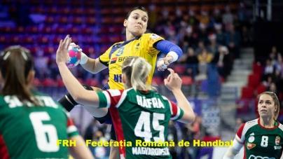 EHF EURO 2018.  Naţionala feminină de handbal a României este în primele patru echipe ale EUROPEI!