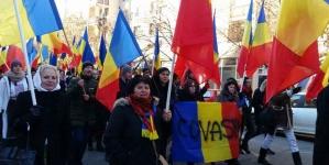 Primele ecouri din Odorheiu-Secuiesc după marșul celor câteva sute de români din toate colțurile țării, desfășurat de 1 Decembrie 2018.