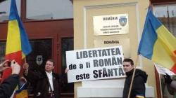 Acum 29 de ani, mii de români își dădeau viața luptând pentru Libertate. Fără autorizație.
