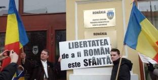 Delictul de opinie românească