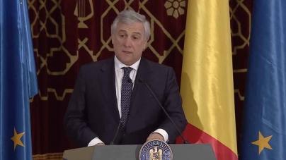 """Legea suntem noi, domnilor europeni! La Ceremonia de preluare a Președinției UE de la Ateneu – Corul Madrigal NU a cântat ultima parte a imnului național, strofa despre """"preoții cu crucea-n frunte"""", deși era obligat de lege!"""