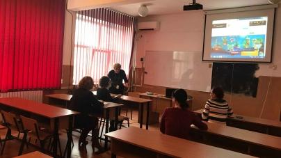 Educație școlară la Liceul Tehnologic Horia Vintilă, Segarcea,  prin mobilități Erasmus+