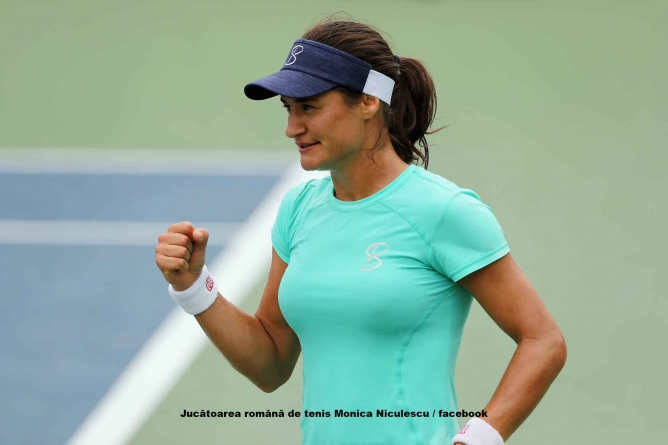 Monica Niculescu este sfertfinalistă la Shenzhen după un meci greu (WTA)