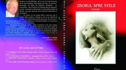 """Fragment din romanul """"ZBORUL SPRE STELE"""" – premiul LSR pe 2014."""