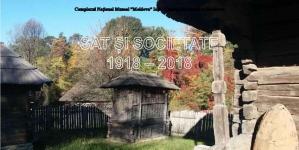 SAT ȘI SOCIETATE 1918 – 2018! O album foto de excepție realizat de trei muzee din România!