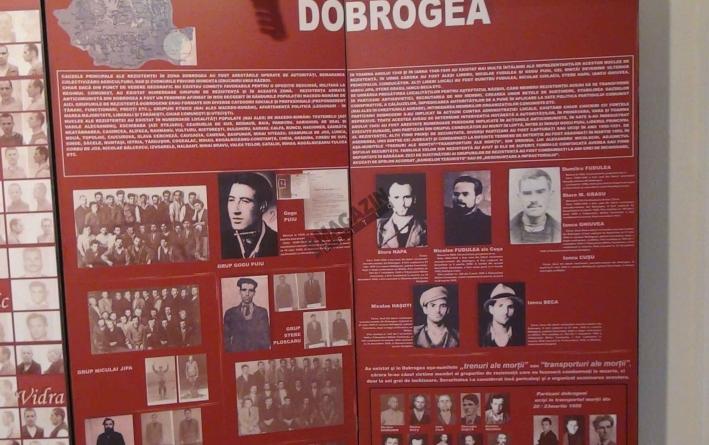 Eveniment memorial. HAIDUCII DOBROGEI. Dezbatere pe tema Rezistenței armate anticomuniste din Dobrogea. Prezentarea cărții lui Nicolae Ciolacu