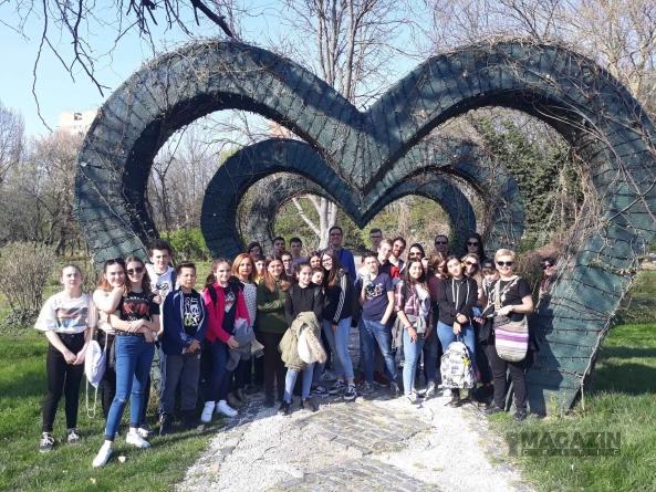 """Erasmus+ """"MOTIVATION III – AUTONOMY-ENTHUSIASTIC SCHOOLS"""", astăzi și la Târgu-Jiu!"""
