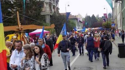 Prezență românească mare, sâmbătă, la Zilele Sfântu-Gheorghe!
