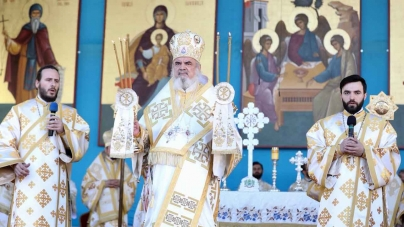 """Patriarhul Daniel: """"Sf. Constantin cel Mare a condamnat a condamnat adulterul, avortul şi a suprimat tortura…"""""""