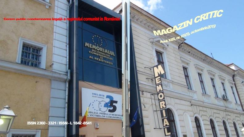 Exclusiv: A apărut numărul 65 al revistei MAGAZIN CRITIC