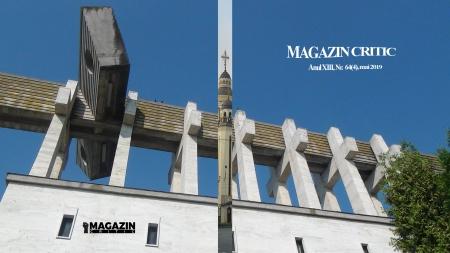 Exclusiv: A apărut numărul 64 al revistei MAGAZIN CRITIC