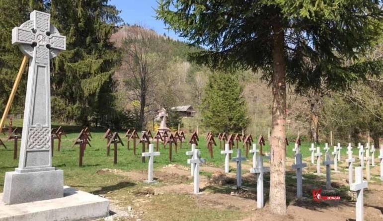 Constantin Toma, primarul orașului Dărmănești face presiuni  pentru demolarea Monumentului și a celor 52 de Cruci ale eroilor români, amplasate în primăvara acestui an în Cimitirul Internațional al Eroilor Valea Uzului!