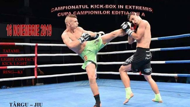 """CUPA CAMPIONILOR, ediția a II a va fi organizată de Clubul Sportiv """"Voicu Dragon"""" la Târgu-Jiu!"""