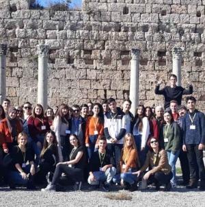 """Colegiul """"Gheorghe Tătărescu"""" din Rovinari, proiect Erasmus+ în Turcia"""