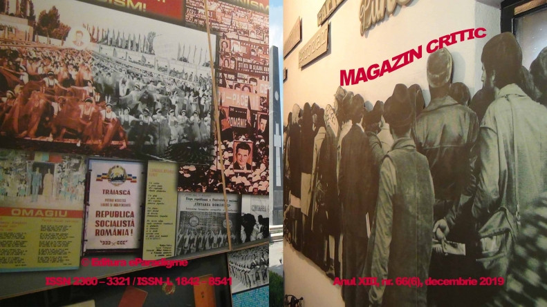 În curând va fi editat numărul 66 al revistei MAGAZIN CRITIC!