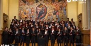 """Concertul de colinde """"Răsăritul cel de Sus"""", de la Patriarhia Română. Colindul deținuților de la Pitești, scos la lumină de Grupul Tronos al Patriarhiei Române!"""