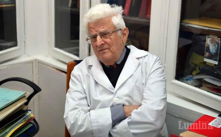 Interviu uimitor cu profesorul Nicolae Constantinescu – medicul care a operat 22 de tineri împușcați pe 21 decembrie, La Piața Universității!