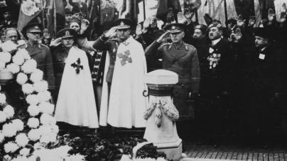 Generalul Antonescu – autorul loviturii de stat din ianuarie 1941