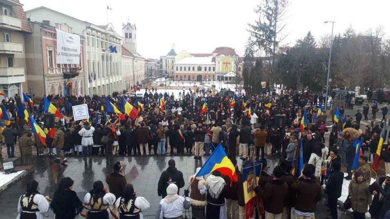 Unitate de Ziua Unirii Principatelor Române, 24 Ianuarie!