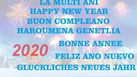 La Mulți Ani! #Trianon 100 de ani, 2020!