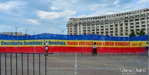 Constituția României este scoasă în afara legii prin Ordin