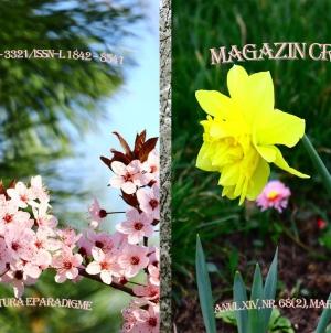 În curând pentru luna martie! Numărul 68 al revistei MAGAZIN CRITIC