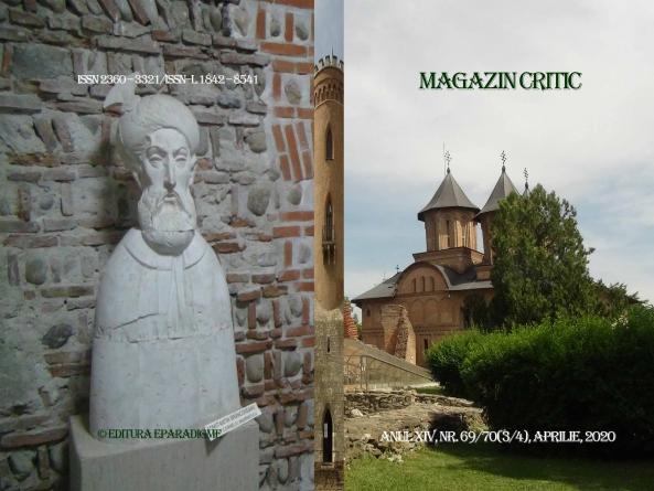 Este gata pentru tipar numărul 69/70 al revistei MAGAZIN CRITIC!