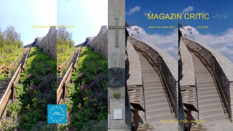 Exclusiv: A apărut numărul 71 al revistei MAGAZIN CRITIC