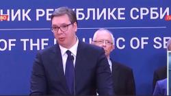 """Președintele Serbiei, Aleksandar Vucic: """"Avem dovezi privind implicarea anumitor oficiali ai unor servicii secrete regionale. Acea adunare politică a fost bine organizată"""" Video"""