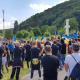 A 25-a comemorare de la Sâmbăta de Sus. Rezistența armată anticomunistă din Munții Făgărașului, omagiată de tinerii de astăzi