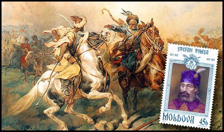 Bătălia de la Cornul lui Sas din iulie 1612, una dintre luptele mai puțin cunoscute pentru tronul Moldovei