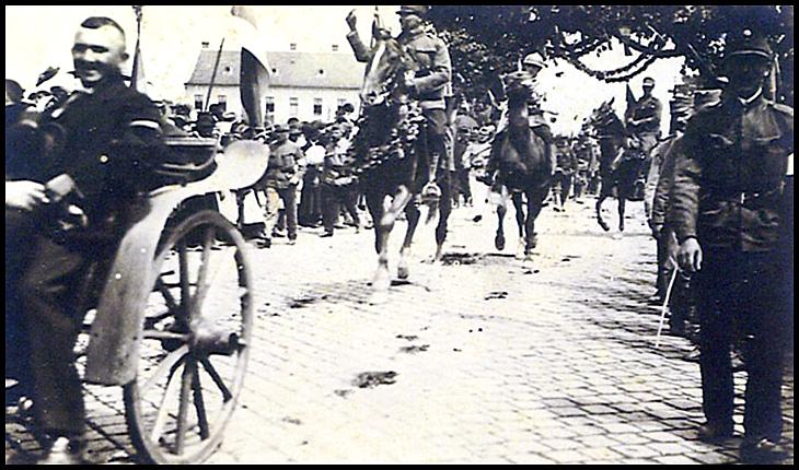 3 August 1919 - Armata Româna intra în Timișoara și aduce o mare contribuție la reîntregirea teritoriilor