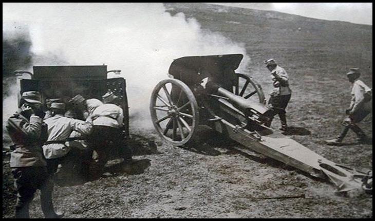 Pe 14 august 1916, România a declarat război Austro-Ungariei, intrând în Primul Război Mondial, de partea Antantei