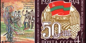 La 2 august 1940 Stalin semna un decret abuziv de înființare a Republicii Sovietice Socialiste Moldovenești