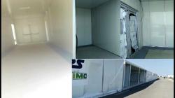 (FOTO) Șoc și groază la spitalul modular de la Lețcani: aparența de lagăr medical înspăimântă românii