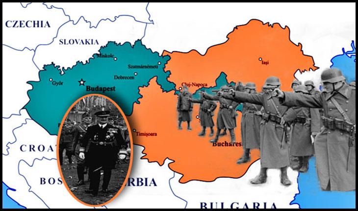 5 septembrie 1940: prima unitate militară maghiară invadează România, trecând frontiera pe la pe la Sighetu Marmației
