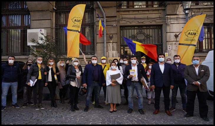 Lista AUR pentru Senatul României riscă să fie respinsă! Motivul: lipsa femeilor de pe lista de candidați