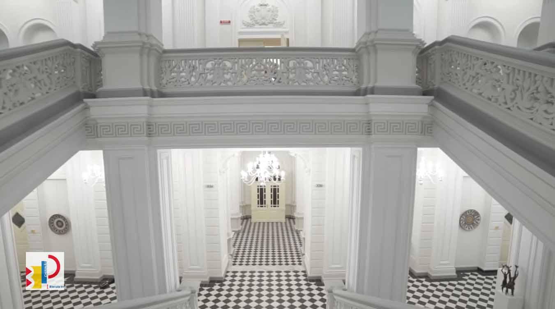 Un milion de euro a oferit GUVERNUL ROMÂNIEI pentru renovarea Muzeului Național de Artă din Chișinău! Video