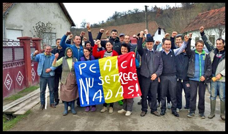 Au luptat și au învins! Dreptate pentru Nadăș, Foto: buletindecarei.ro