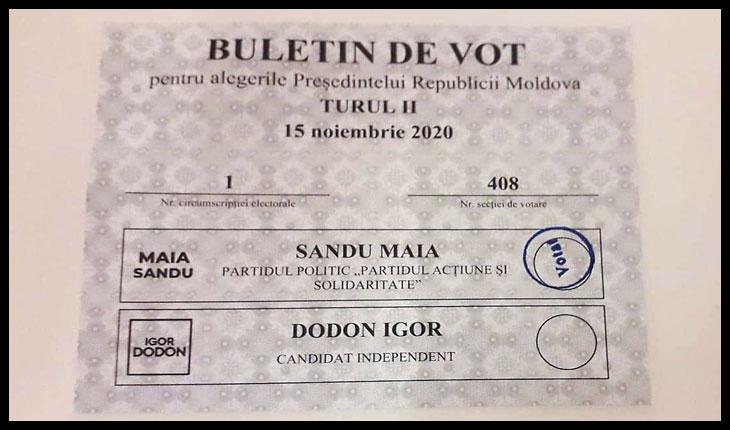 Și-a băgat necuratul slugă și în Republica Moldova?