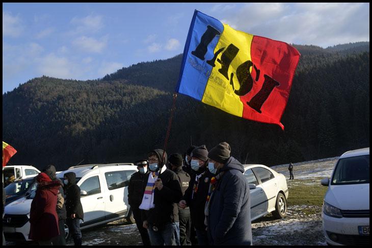Cu toată împotrivirea lui Chirica, ieșenii n-au ignorat sărbătorirea Zilei Naționale a României, de 1 Decembrie