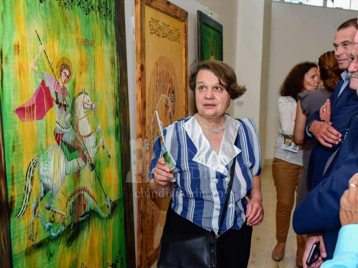 De vorbă cu Paula Tudor – Ut pictura poesis