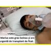 Marius este în stare gravă la un spital din Germania şi are nevoie de transplant de ficat. Operaţia costă 200 de mii euro…